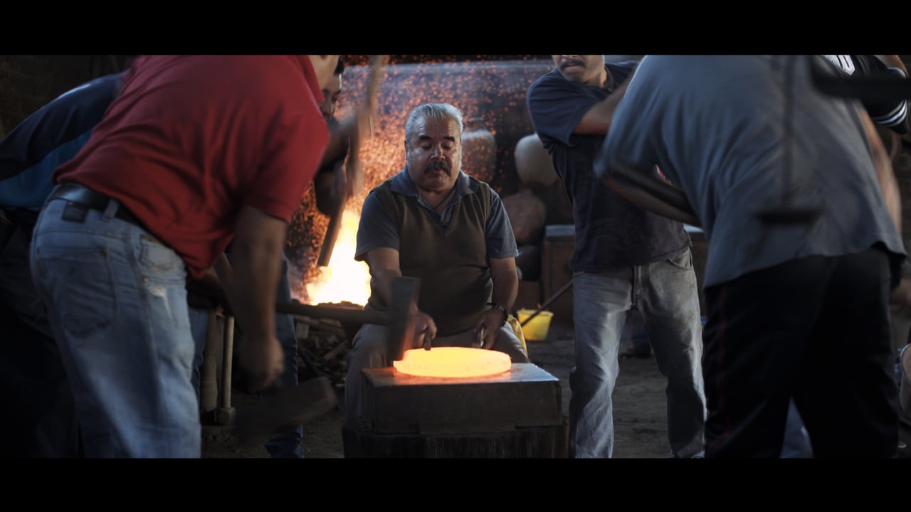 Watch a Mexican copper master at work in this jaw-dropping documentary