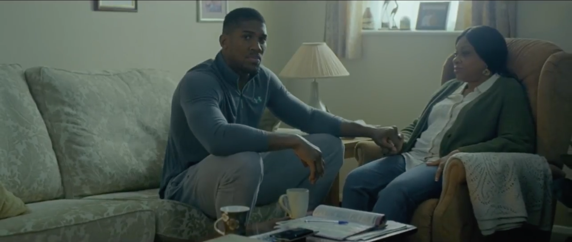 Lucozade Sport / Made To Move (Anthony Joshua)