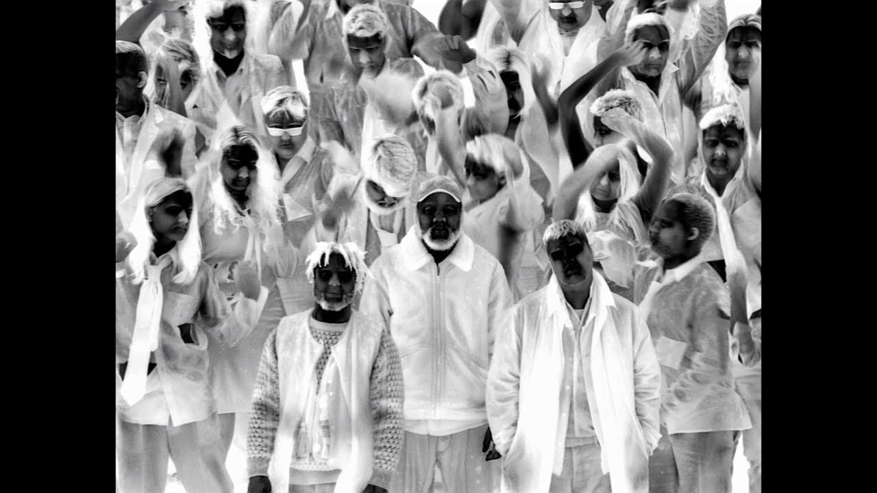 """Young Fathers take a thermal imaging camera to the Scottish Highlands for """"Holy Ghost"""""""