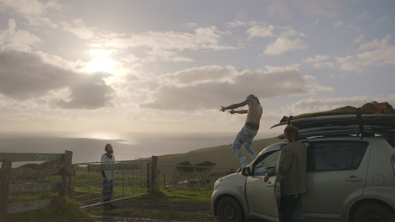 """Surfers face a """"Dilemma"""" in this New Zealand drink-driving advert"""