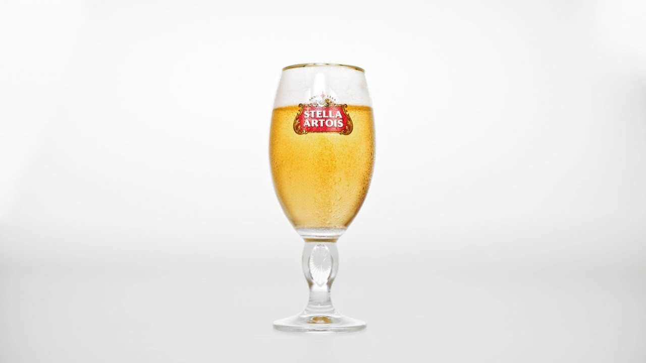 Stella Artois spoof Apple for their latest advert