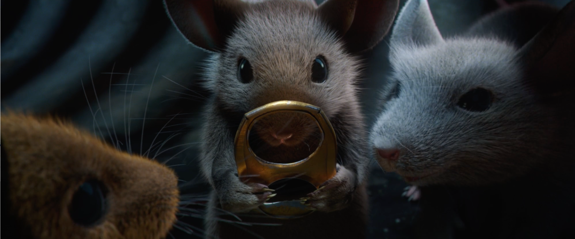Check out this animated Lord of the Rings homage… with mice