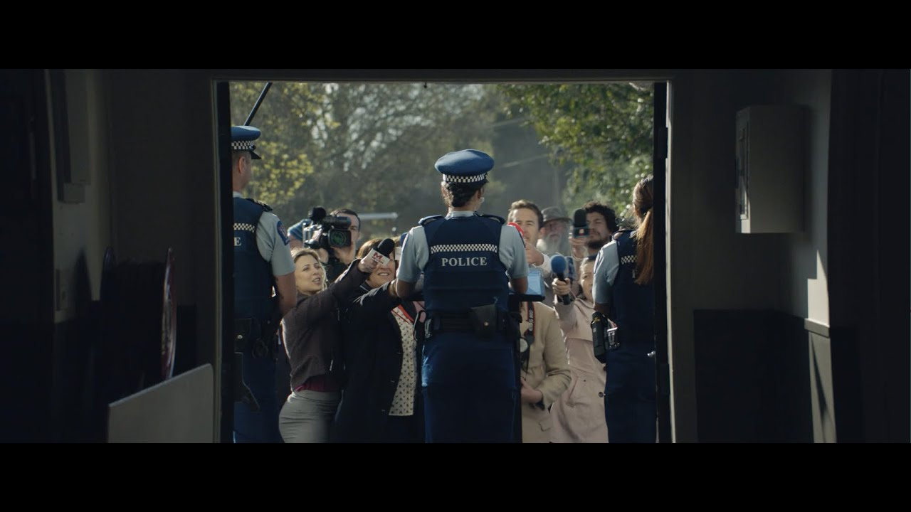New Zealand Police release this epic new recruitment video