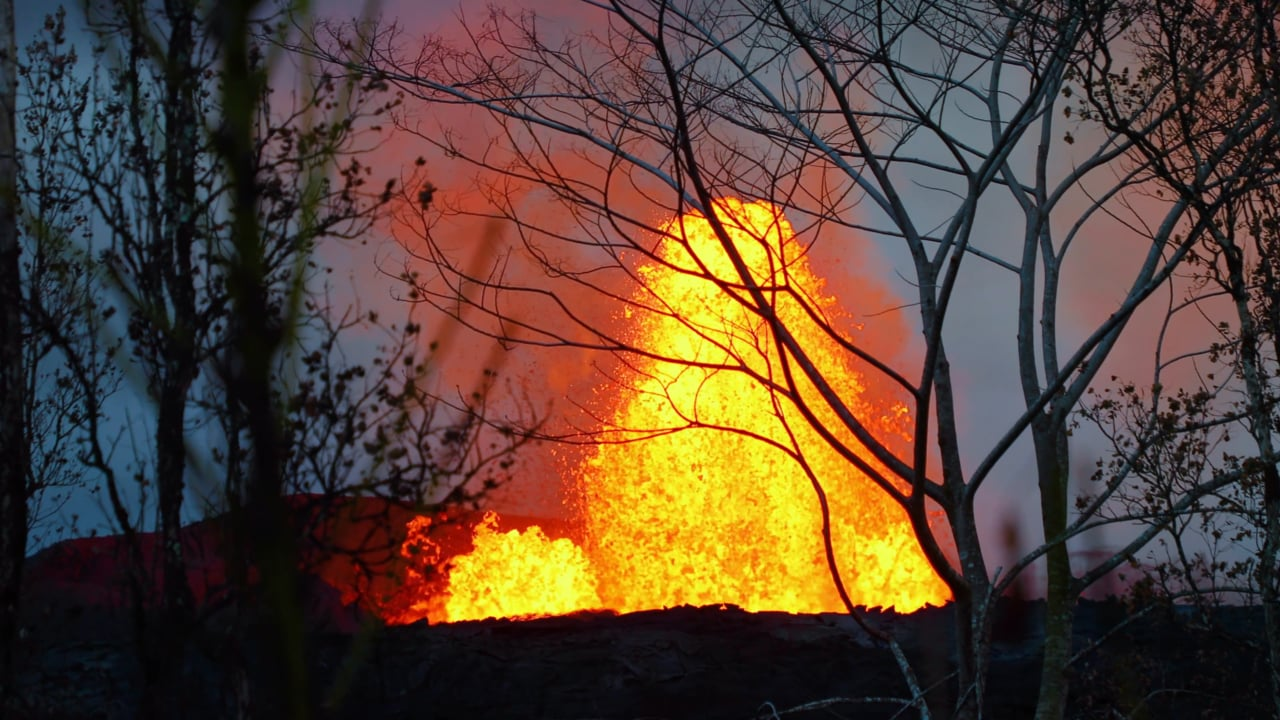 100 days - 2018 kilauea eruption