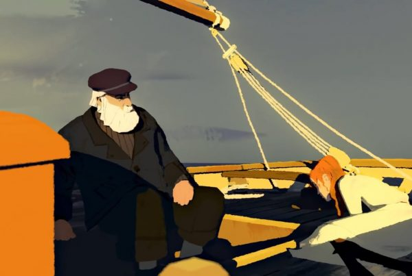 age of sail, google spotlight stories