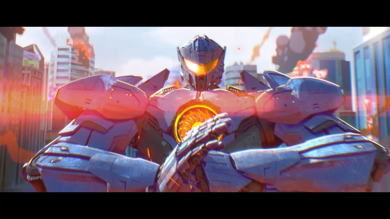 Watch JD's epic animated collaboration with Pacific Rim: Uprising