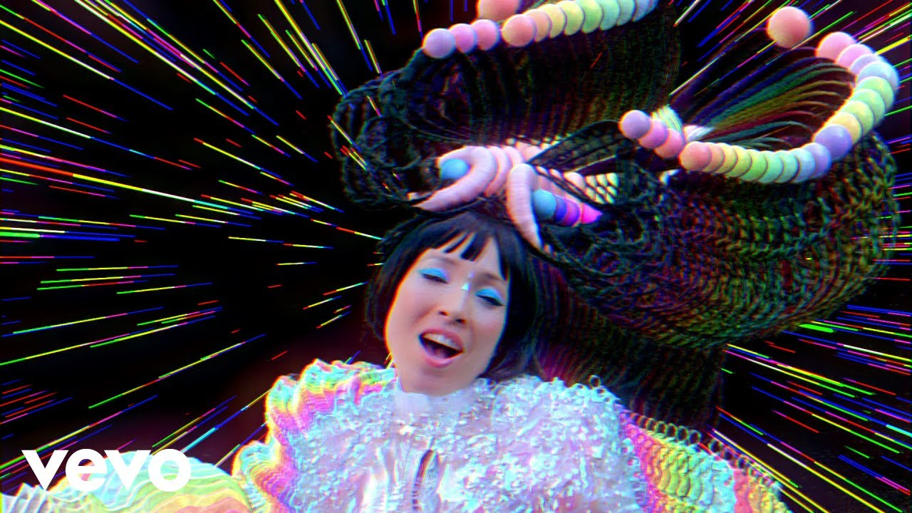 Little Dragon's Lover Chanting music video is a love-letter to video games