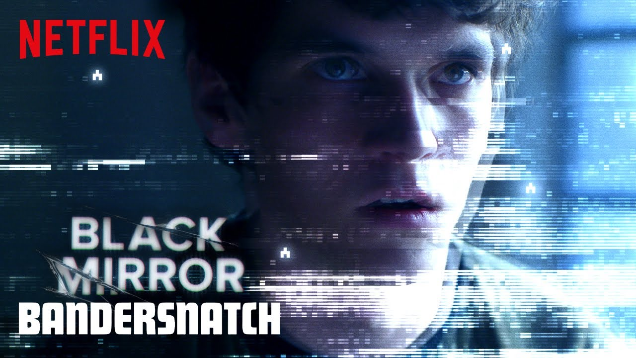 Netflix releases first trailer for for Black Mirror's Bandersnatch