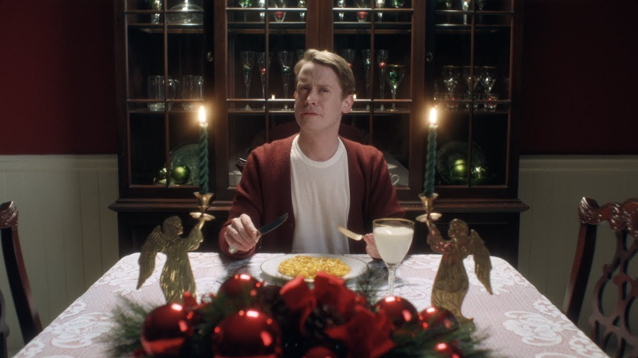 Macaulay Culkin returns as Kevin in Google's Home Alone advert