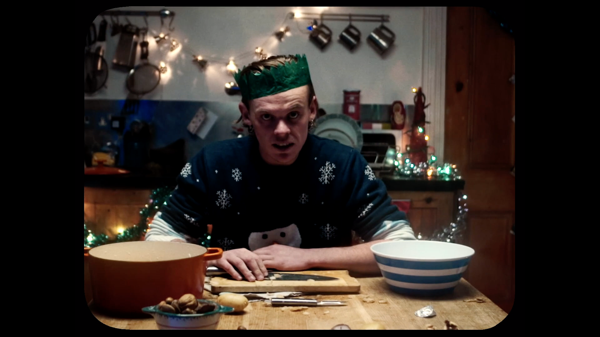 This beautifully sinister Christmas monologue is a tale of Scrabble's dark side