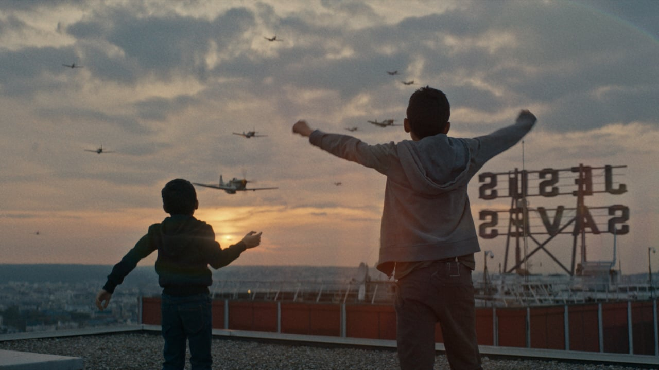 Liberty Global's brand film is a big-budget homage to film and TV