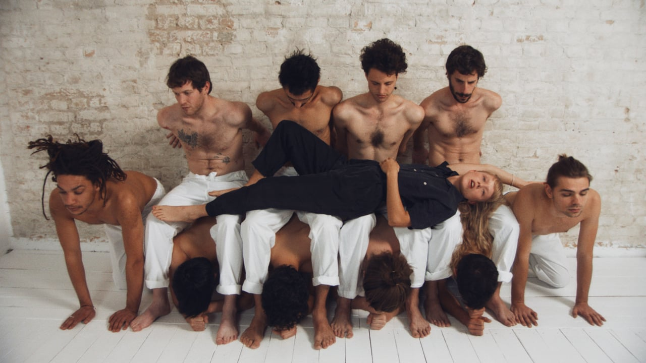 Alice Phoebe Lou's 'Skin Crawl' music video uses men as furniture
