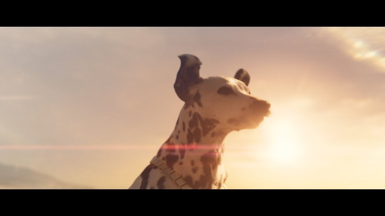 Budweiser's Super Bowl advert champions their use of wind power
