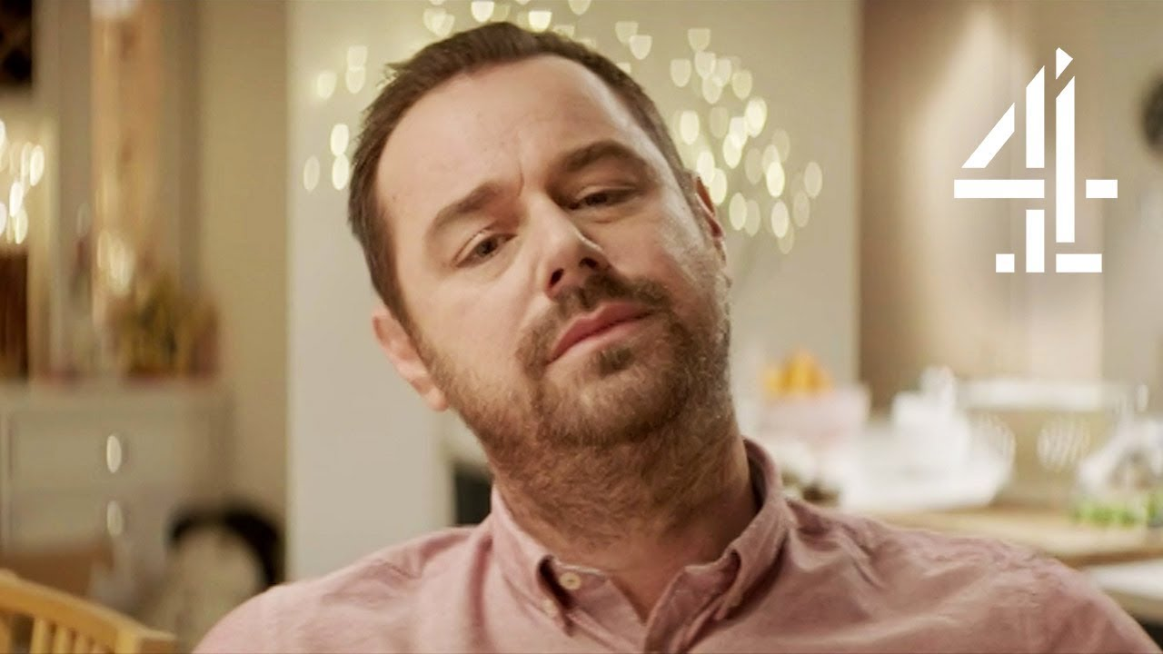 Watch Danny Dyer's surprisingly inspirational Christmas Speech