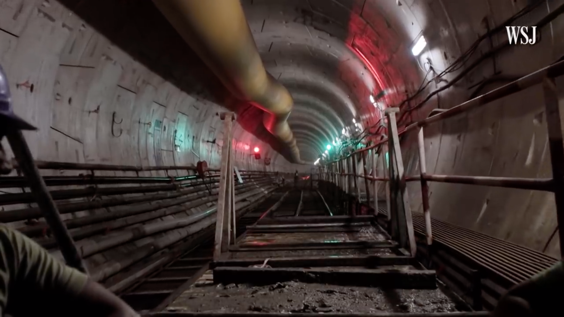 Find out how Mumbai is building a subway system in one of the world's busiest cities