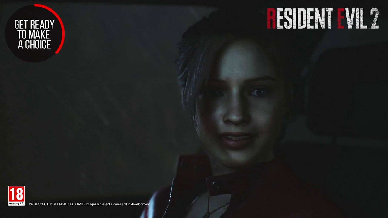 Resident Evil 2 creates an interactive game through YouTube