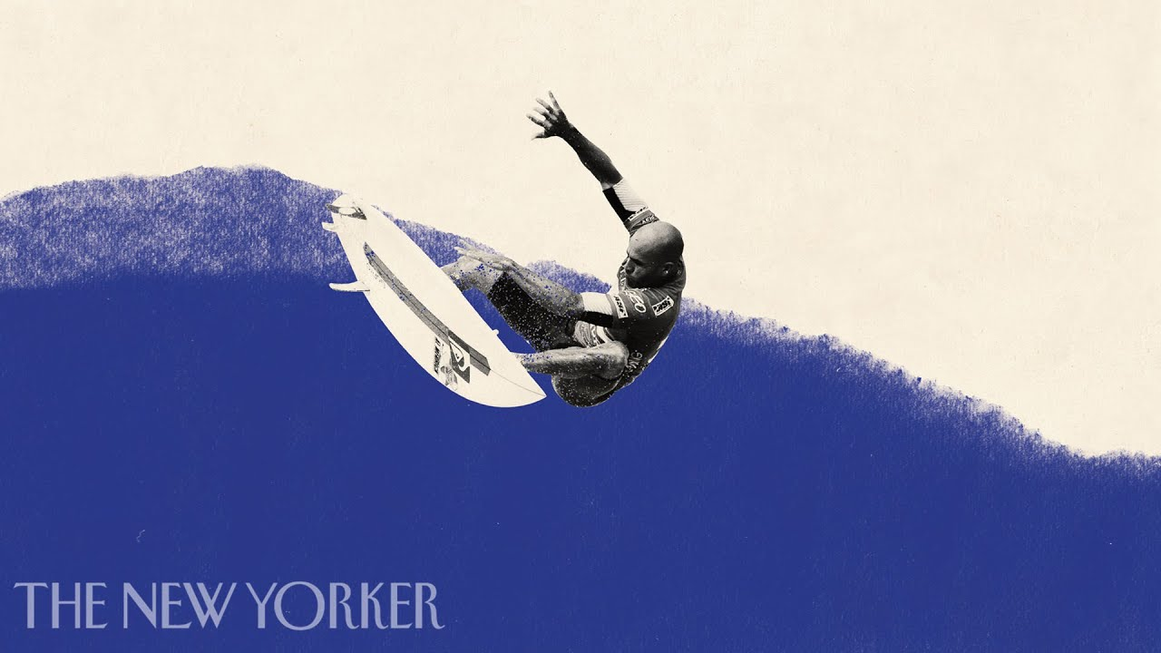 surfing on kelly slater's machine-made wave | the backstory | the new yorker