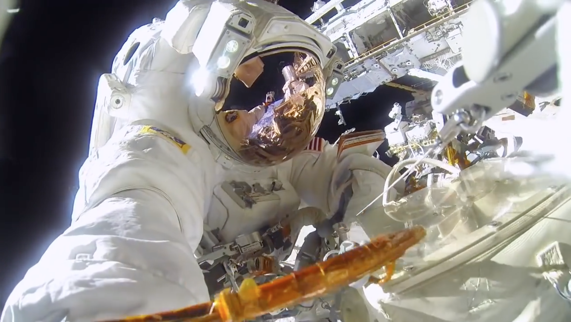 Watch the trailer for TIME's virtual reality ISS Experience