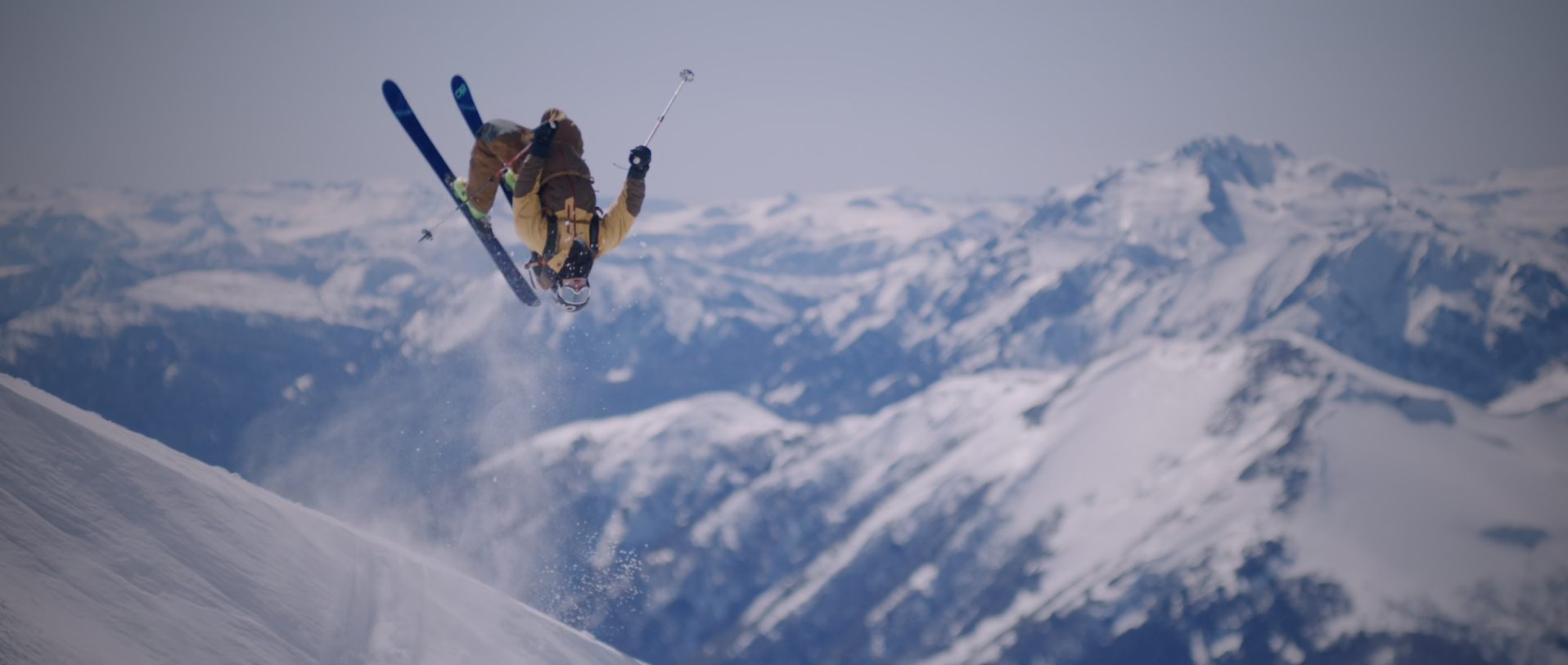 Ski in the stunning mountains of Chile with The Shadow Campaign