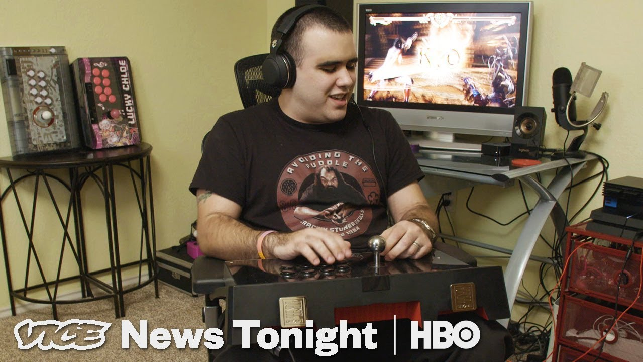Meet the blind gamer who has mastered Mortal Kombat through sound