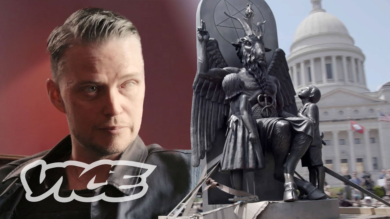 The Satanic Temple is fighting to install a statue in Arkansas