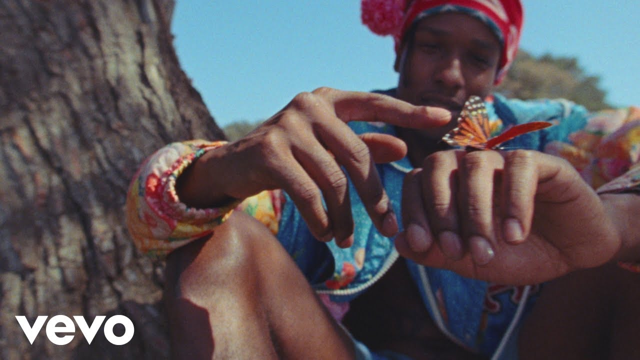 A$AP Rocky releases the super-trippy music video for 'Kids Turned Out Fine'