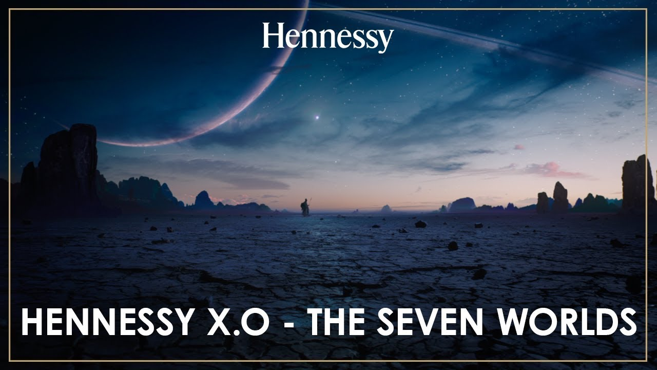 Watch 'The Seven Worlds,' Ridley Scott's film for Hennessy X.O