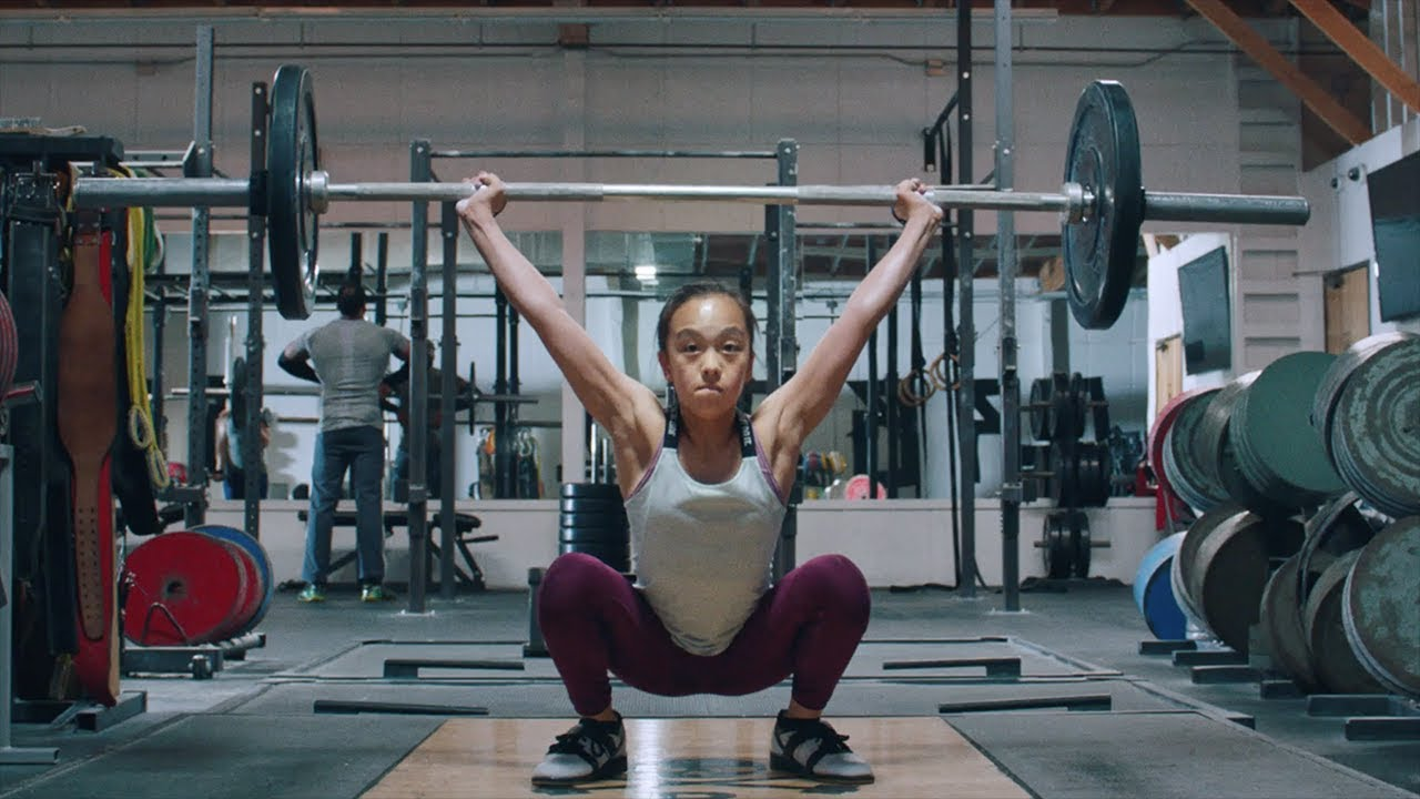 Watch Nike's empowering 'Dream Crazier' advert