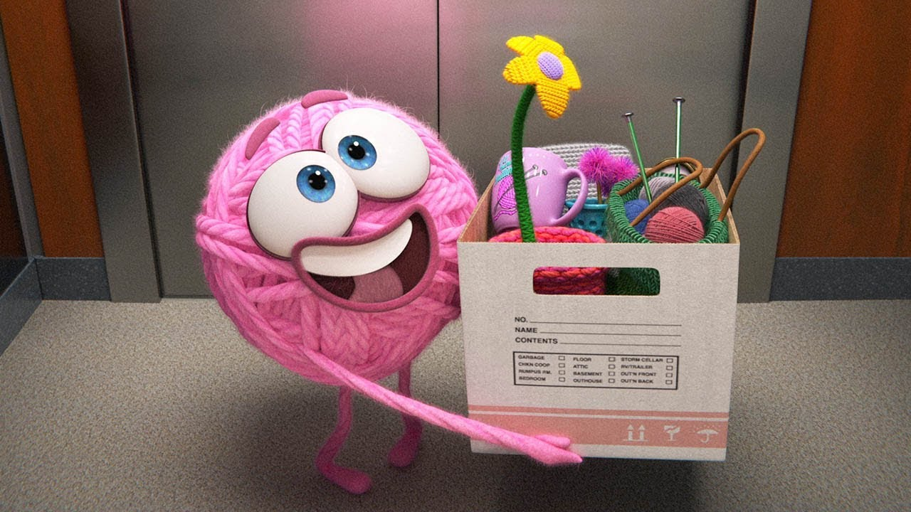 Pixar satirises workplace toxicity in new animated short 'Purl'