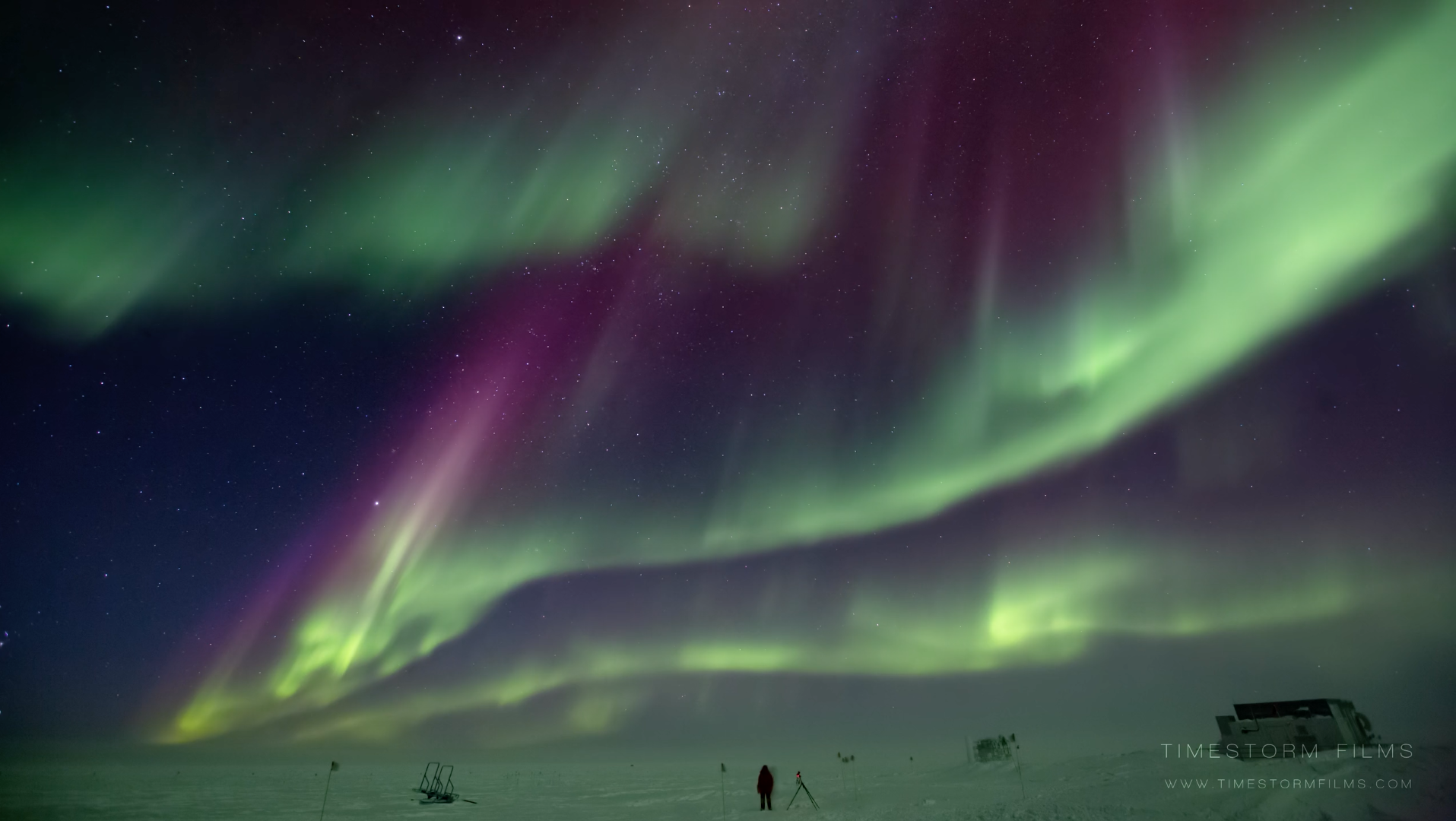 See Antarctica like never before with these incredible timelapses