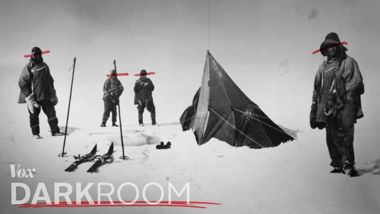 Learn about the fatal race to the South Pole