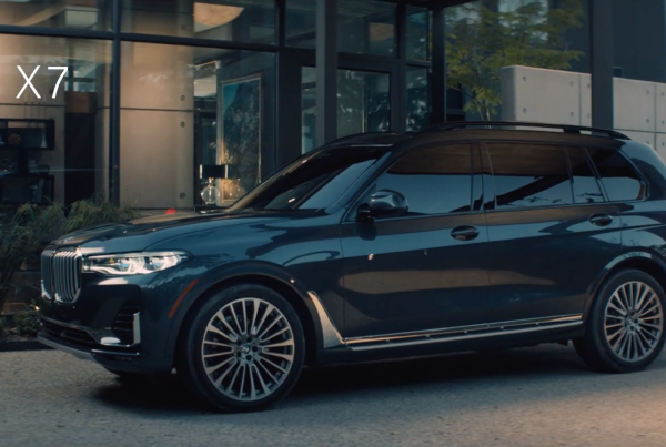 the first-ever bmw x7 - legend