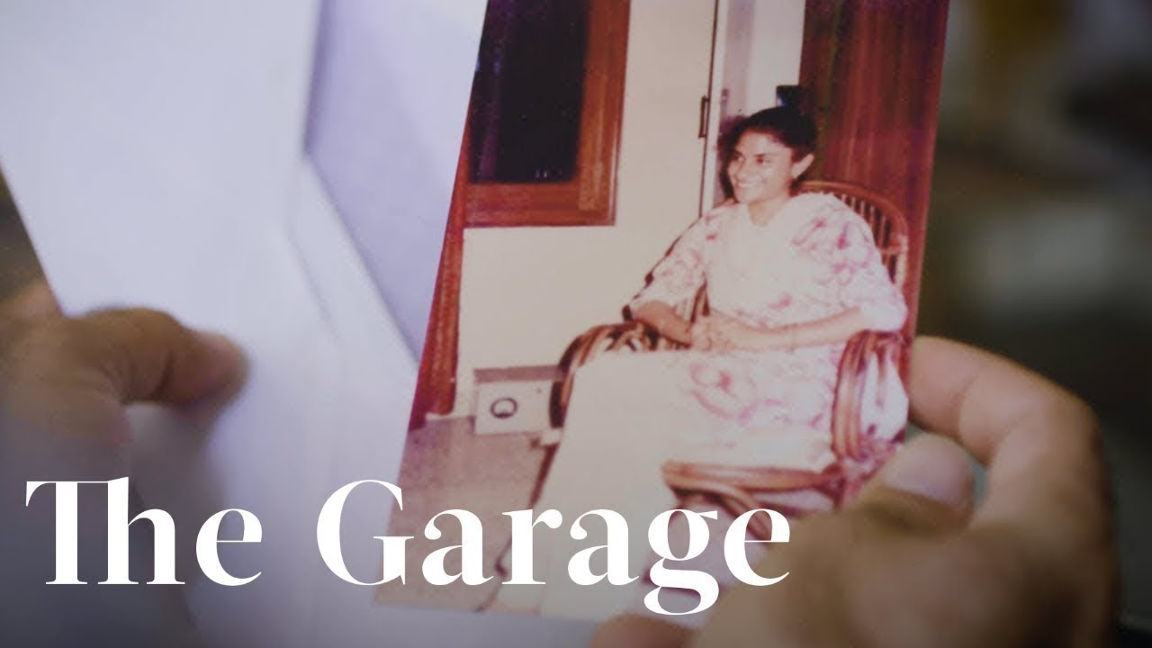 HP tell a story of love through photographs in 'The Garage'