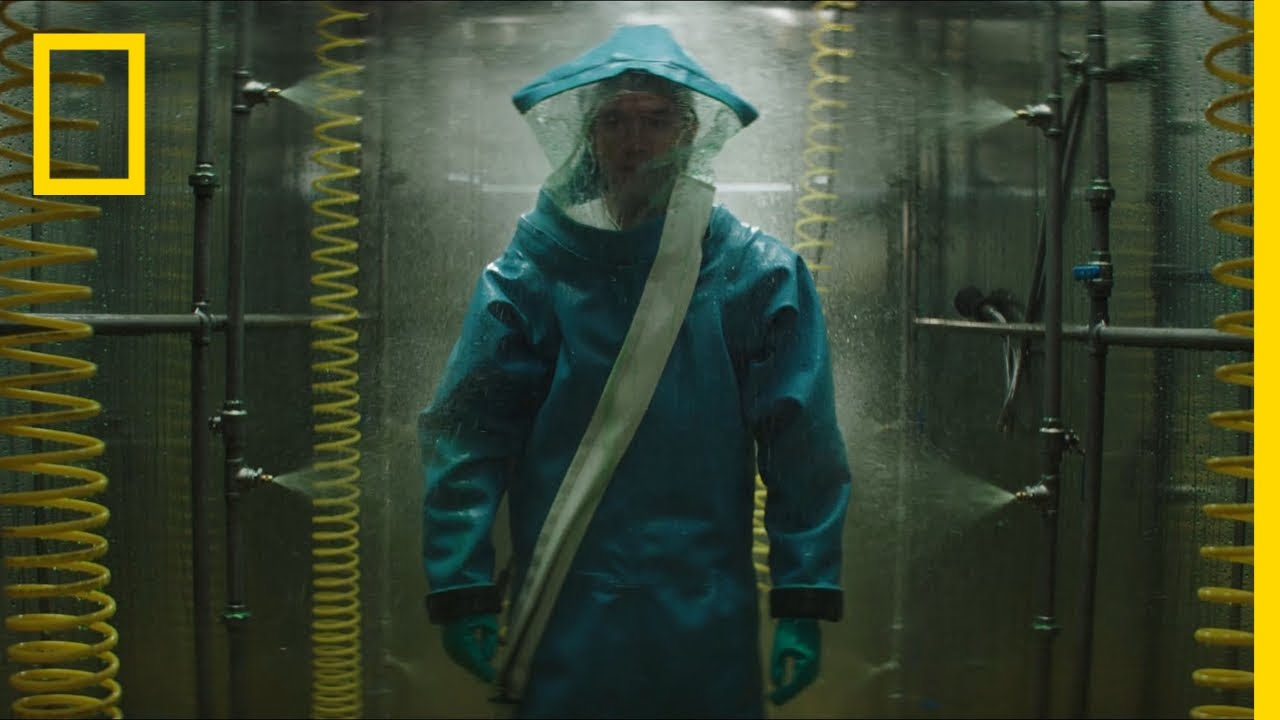Watch the trailer for 'The Hot Zone', National Geographic's Ebola-drama min-series