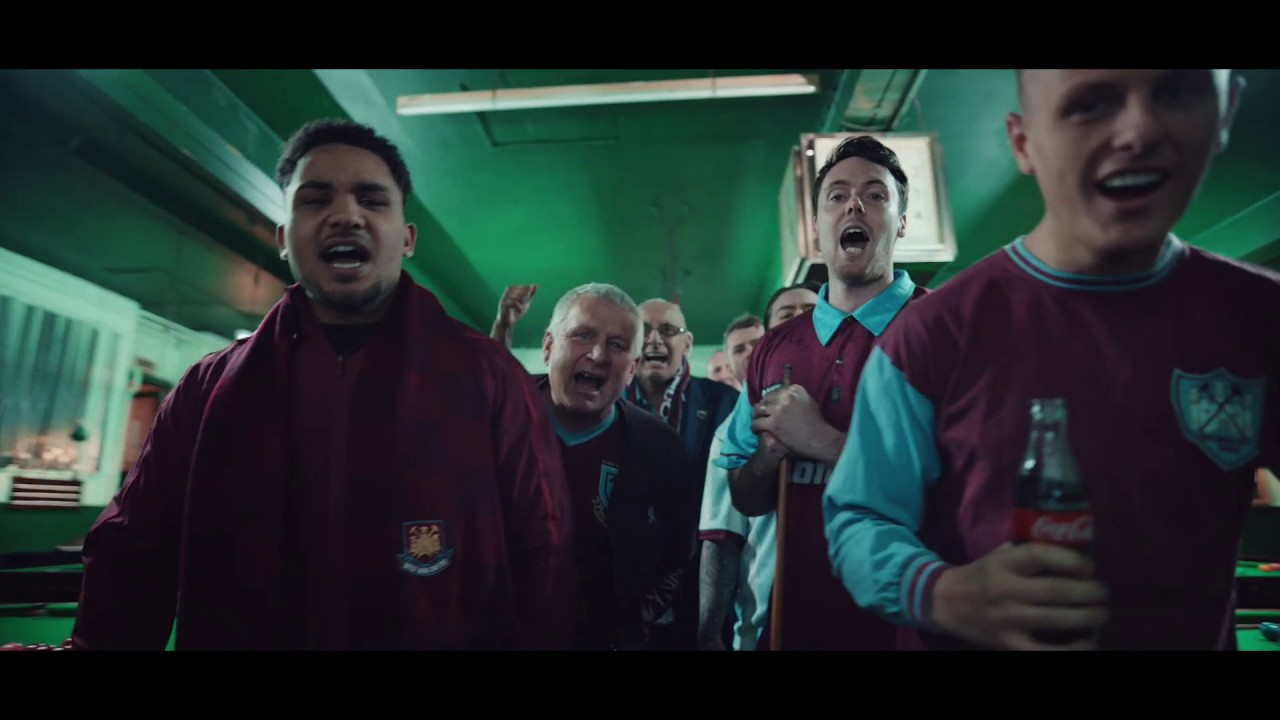 Coca-Cola kicks off their Premiere League partnership with 'Where Everyone Plays'