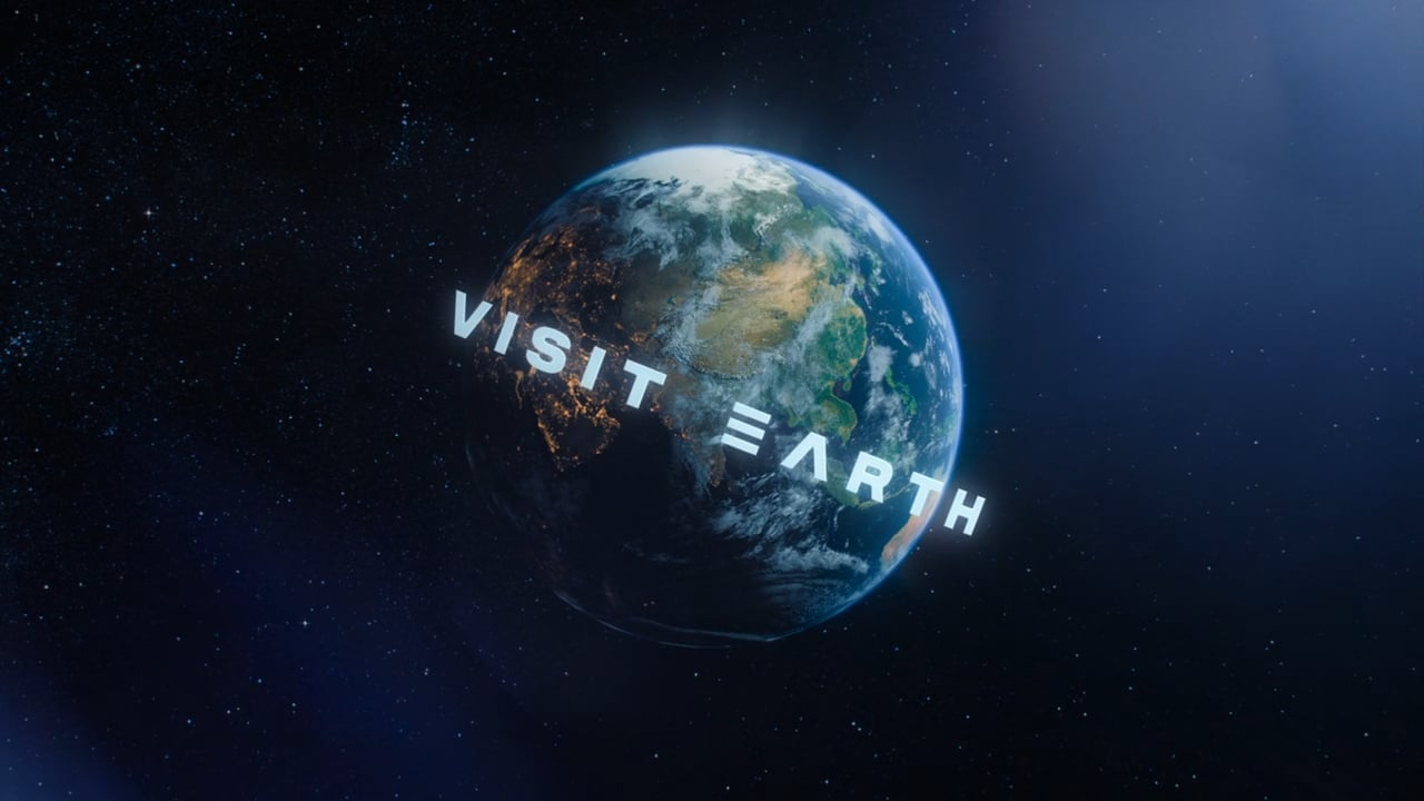 VISIT EARTH: An Awesome Tourism Ad For Our Planet