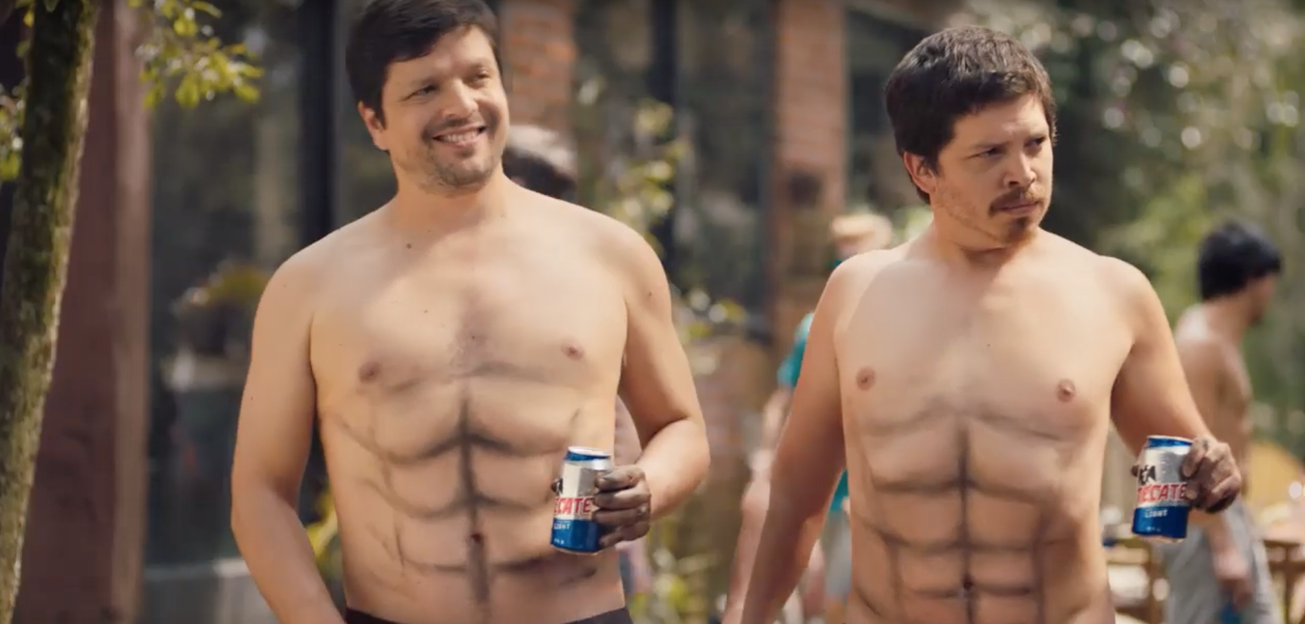 Check Out This Funny Ad From Beer-Makers Tecate
