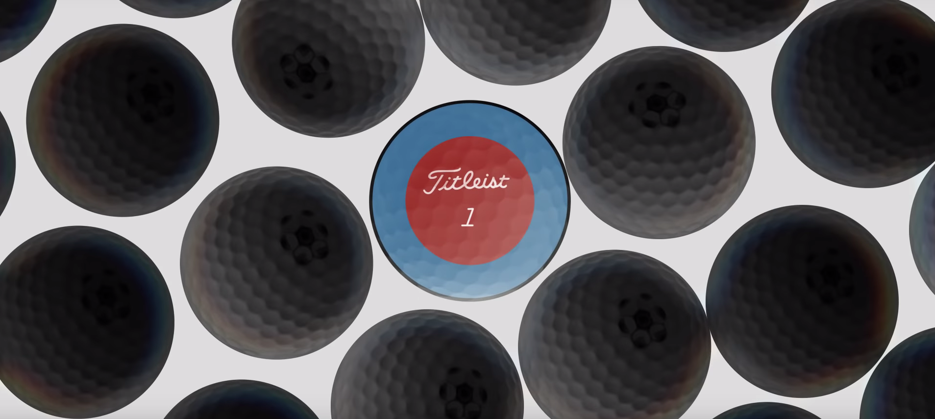 How One Golf Ball Made Golfers Too Good