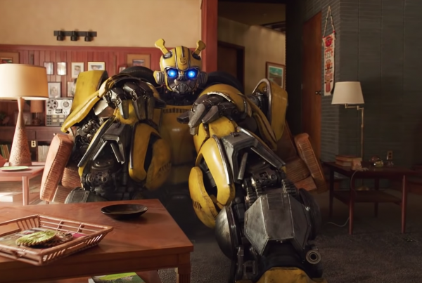 Image of Bumblebee