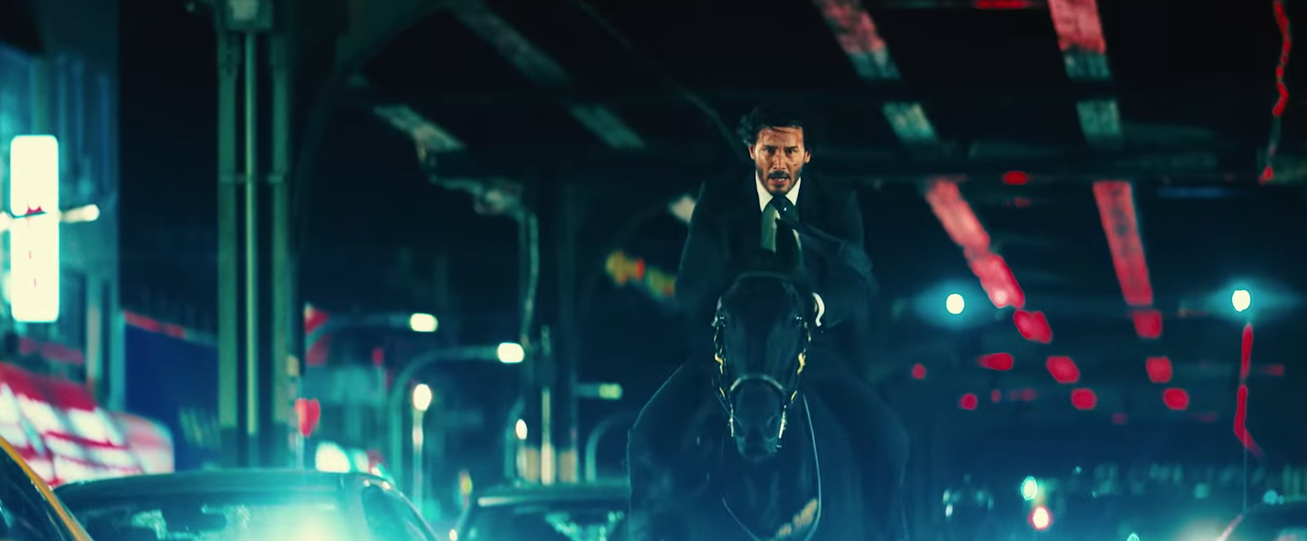 John Wick: Chapter 3, Parabellum – Watch The Amazing New Trailer