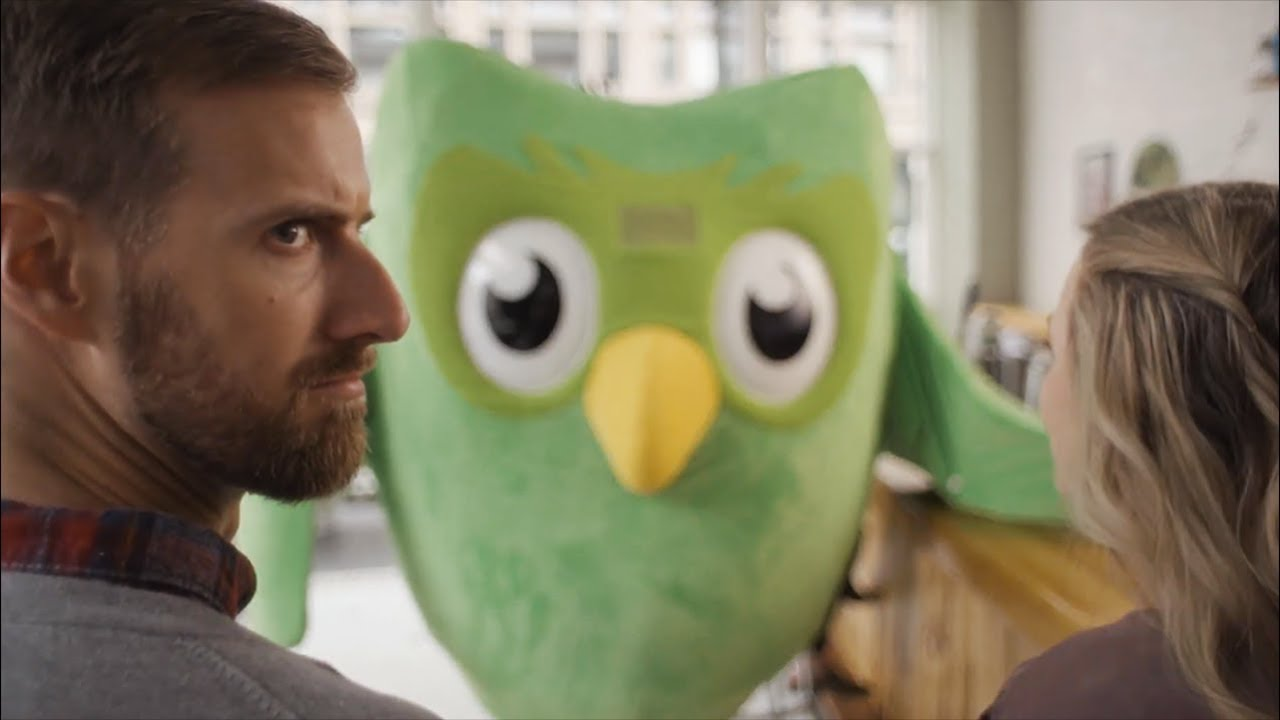 """Duo's Following You"" – Check Out Duolingo's Hilarious New Ad"