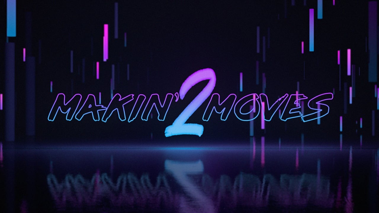 """Making Moves"" – Check Out This Crazy Psychedelic Animation!"