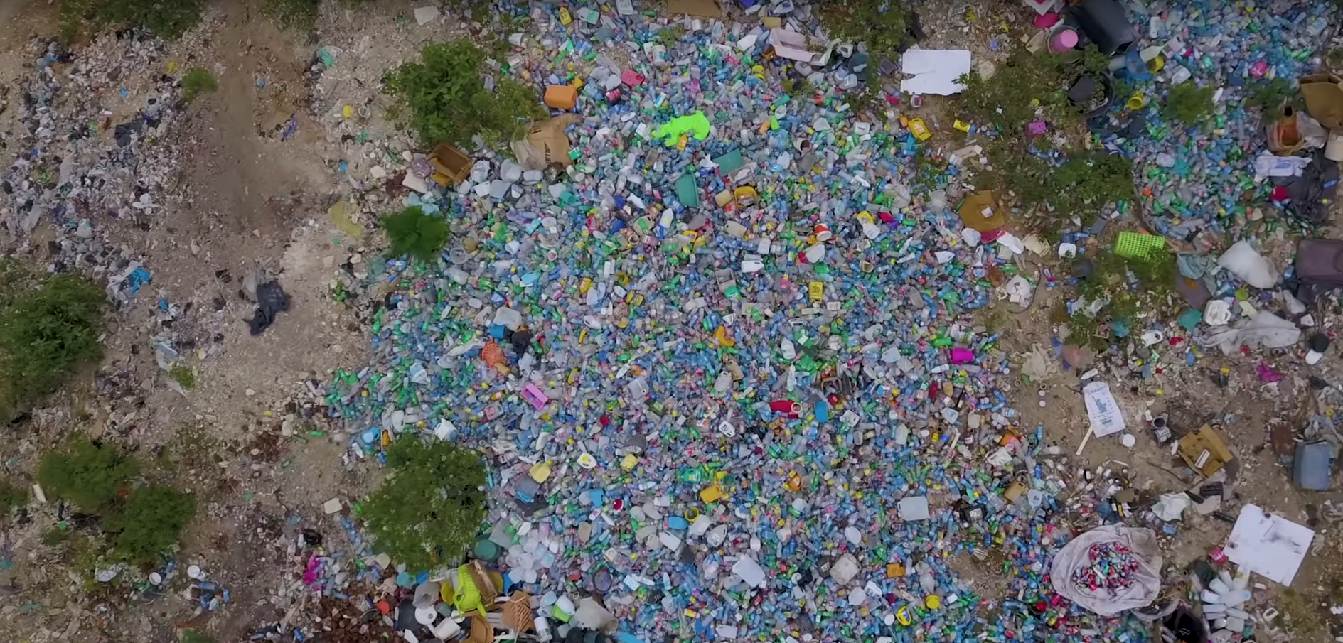 How One Man Is Turning Plastic Into Cash In Haiti