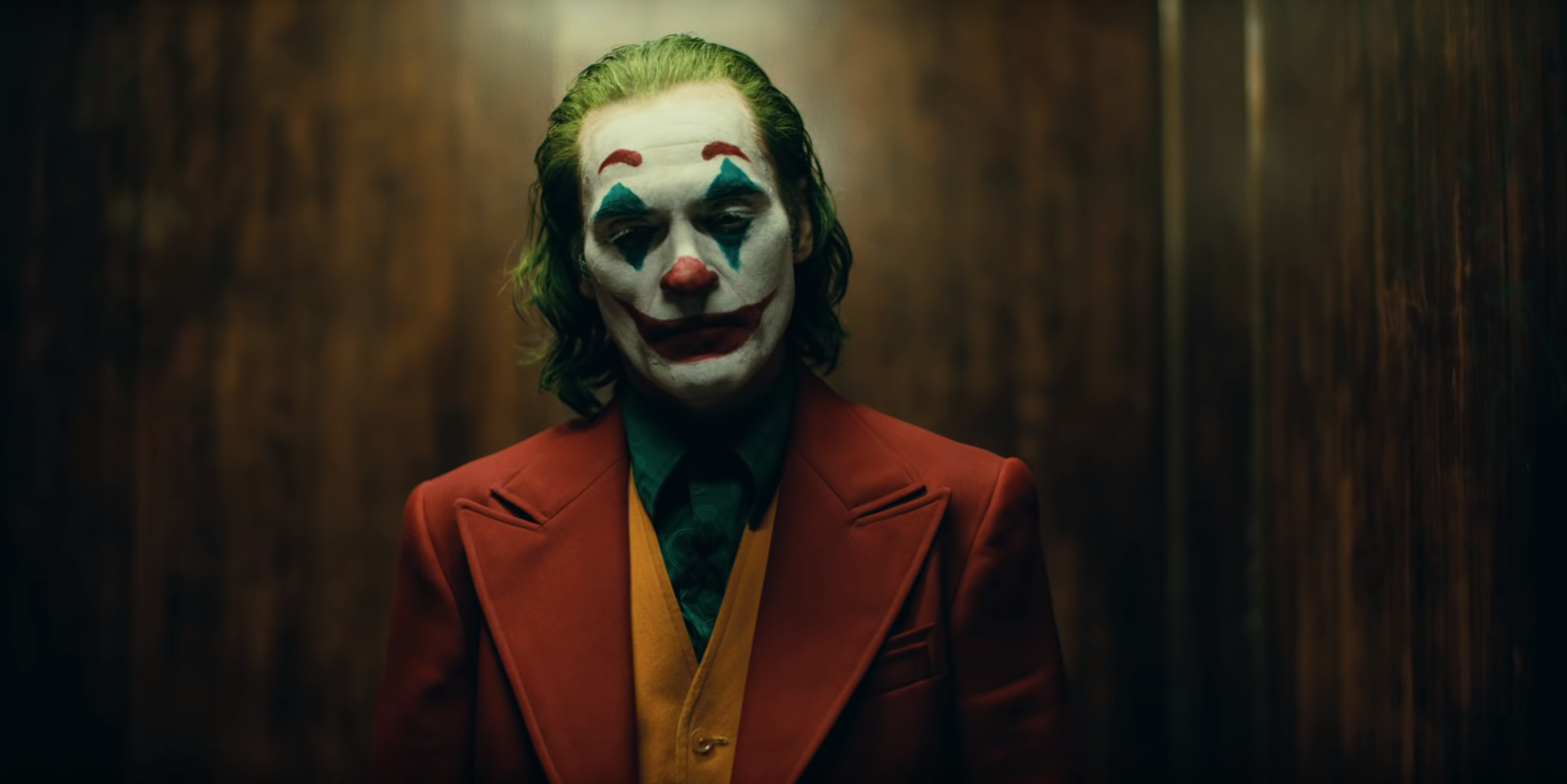 Get A Look At Joaquin Phoenix's Twisted Joker In New Trailer