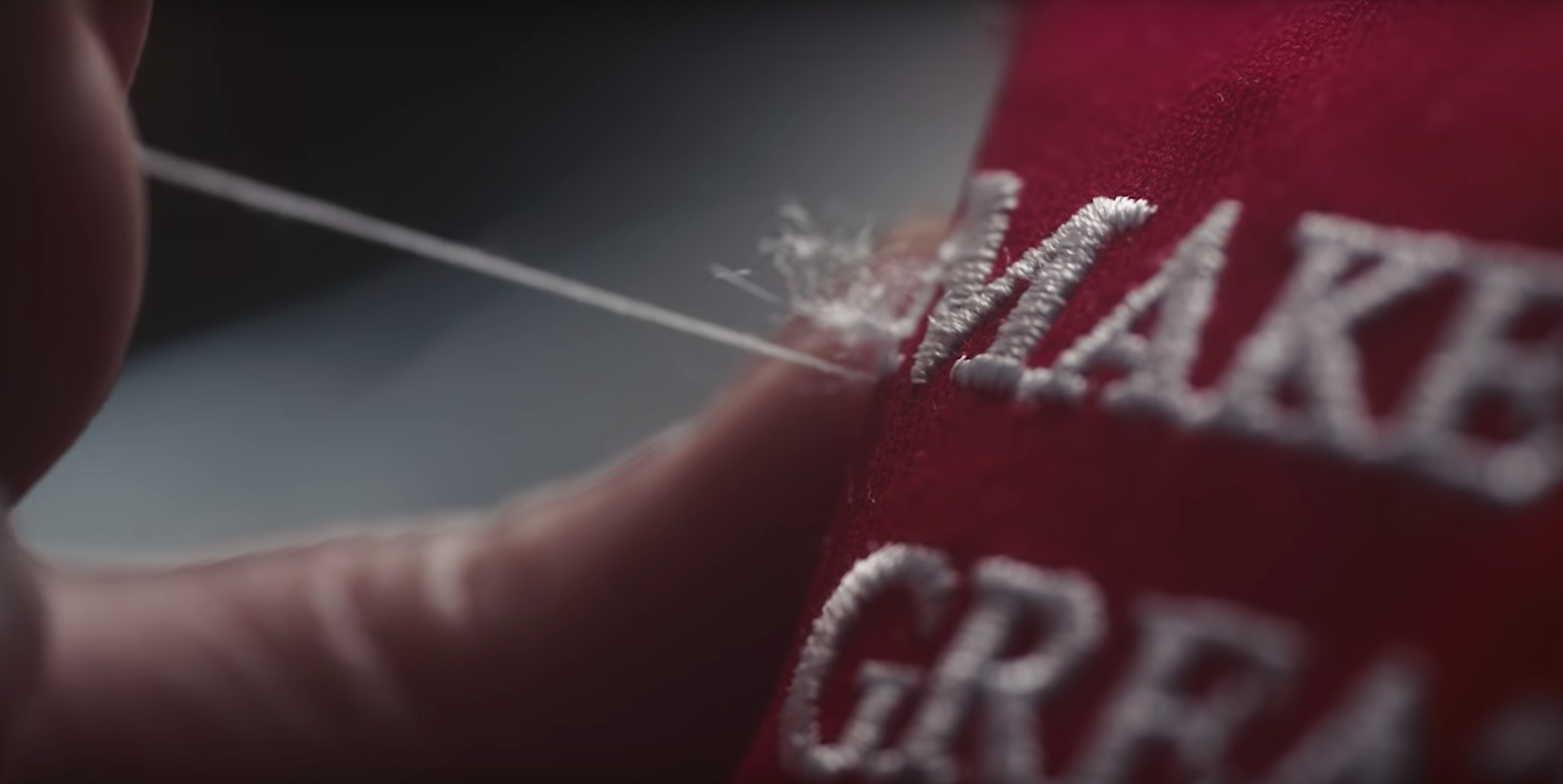 "Unravel Hate: Turning ""Make America Great Again"" Hats Into Something Beautiful"