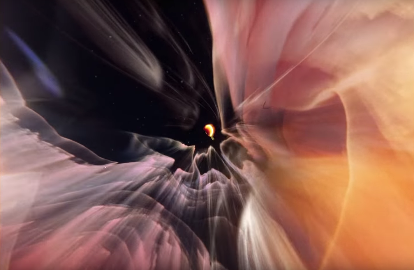 Watch James Blake's and Rosalía's New Trippy Music Video