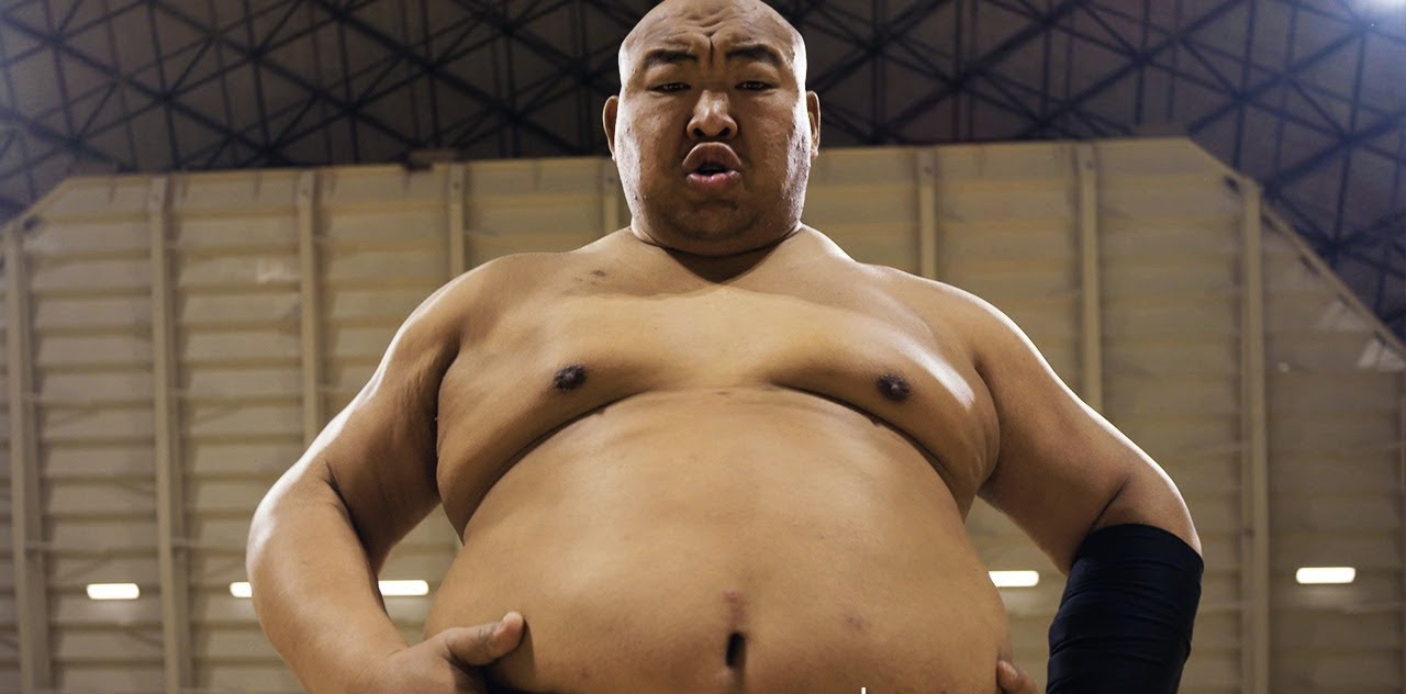 Inside The Fast-Growing Sumo Scene In The US