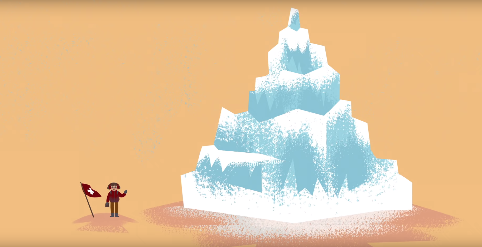How To Build Your Own Glacier