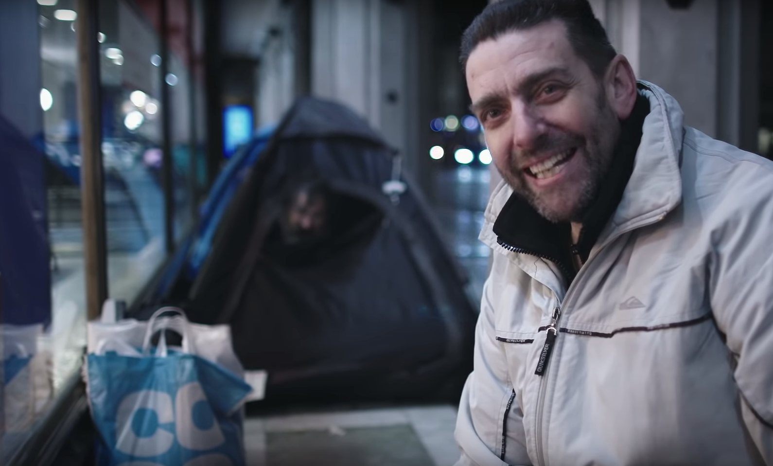 Meet The Homeless Film Director