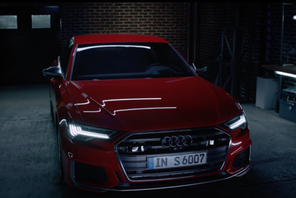 Check Out Audi's Spooky Jekyll and Hyde Ad